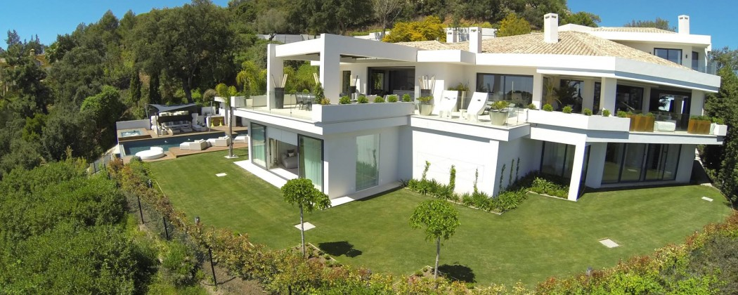 Contemporary Villa for sale in La Zagaleta